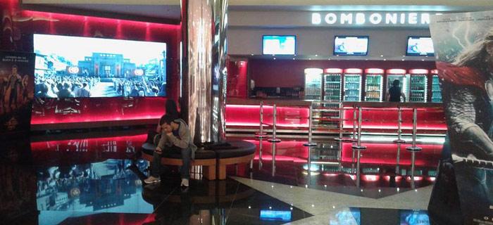 003e383feaf Multiplex Cidade - Cinema