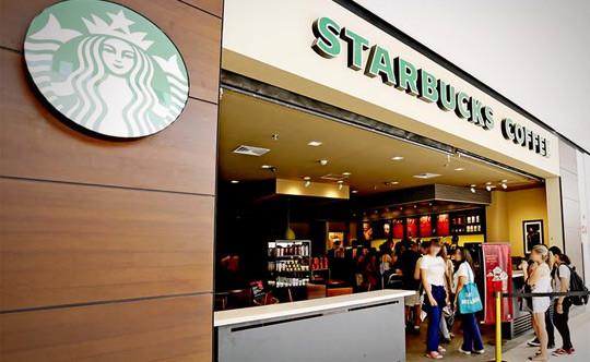 Fachada - Starbucks Iguatemi Sorocaba