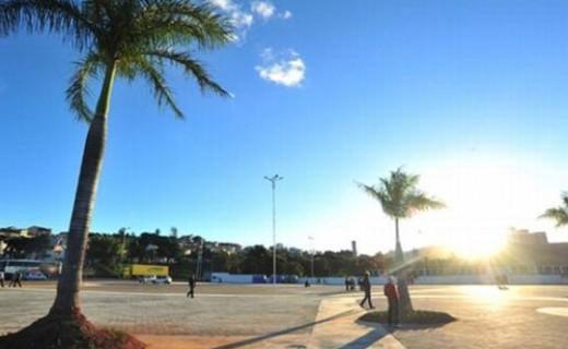Praça Lecy de Campos