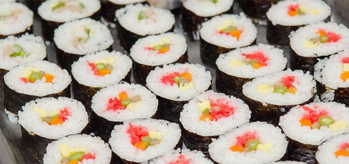 Noite do Sushi