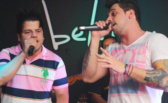 Fernando e Xavier
