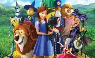 poster filme A Lenda de Oz