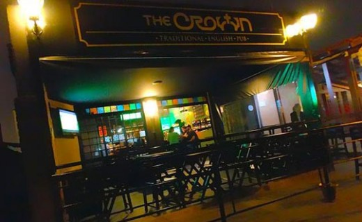 the crown english pub