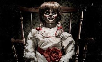 poster filme Annabelle
