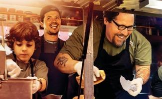 poster filme Chef
