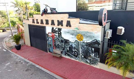Alabama Pub'N Burger