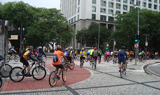 projeto bicicletando
