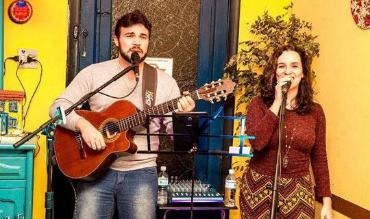 Mari Platero e Leo Kirchner