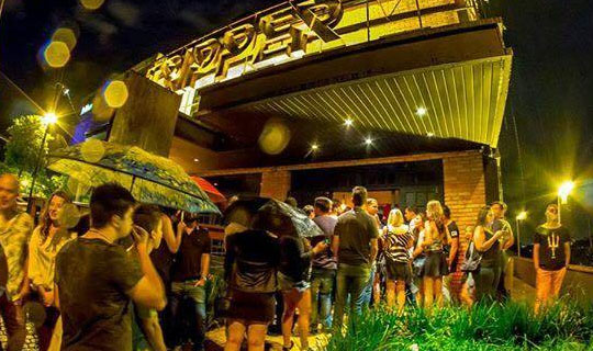 Tripper Bar