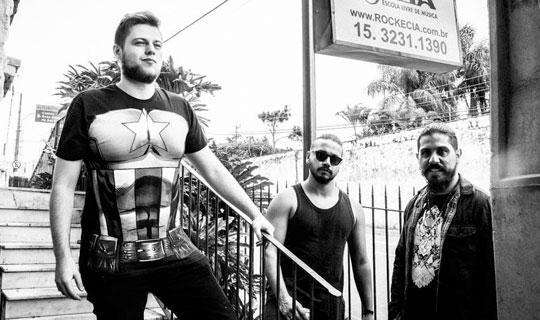 Banda Jack Jones Power Trio