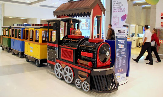 Trenzinho Expresso Kloob