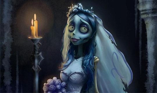 A Noiva-Cadáver