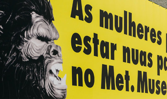 Guerrilla Girls