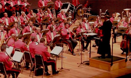 Orquestra Sinfônica dos Fuzileiros Navais do Brasil