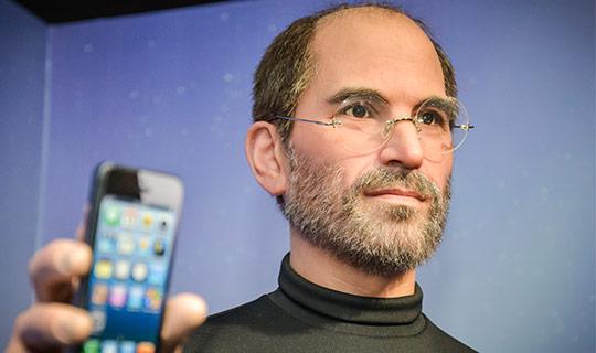 Steve Jobs Museu de Cera