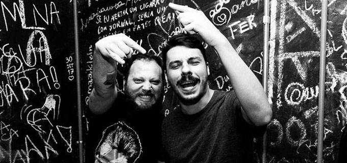 Rafael Negrini e Sérgio Mendes