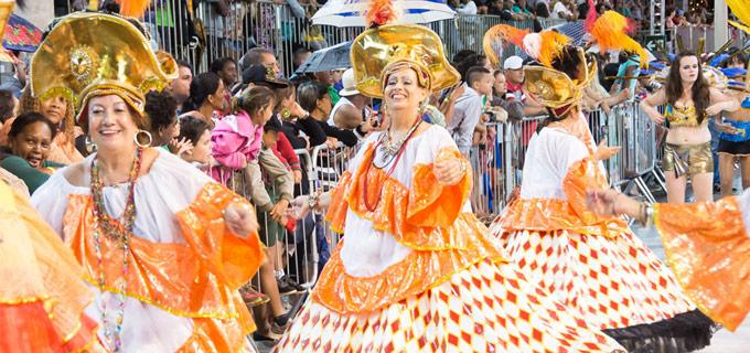 Desfile de Carnaval Sorocaba