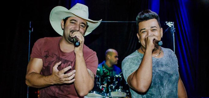 Luiz Felipe e Adriano