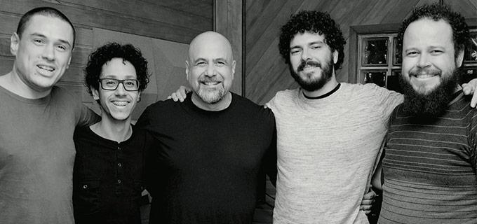 Toninho Ferragutti Quinteto