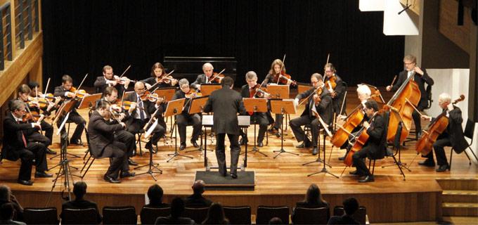 Orquestra de Câmara de Curitiba