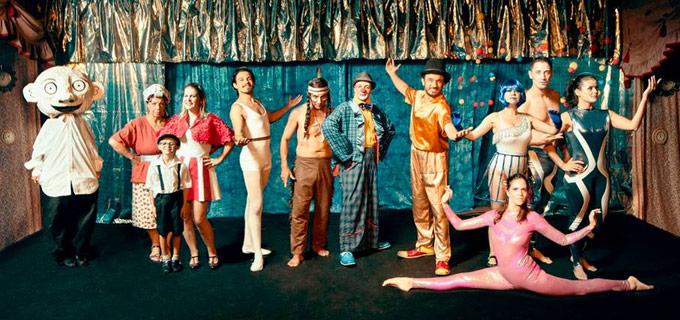 O Grande Circo-Teatro Sorocabano