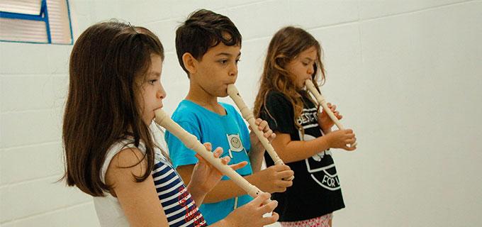 Inscrições para Escola de Música de Votorantim 2