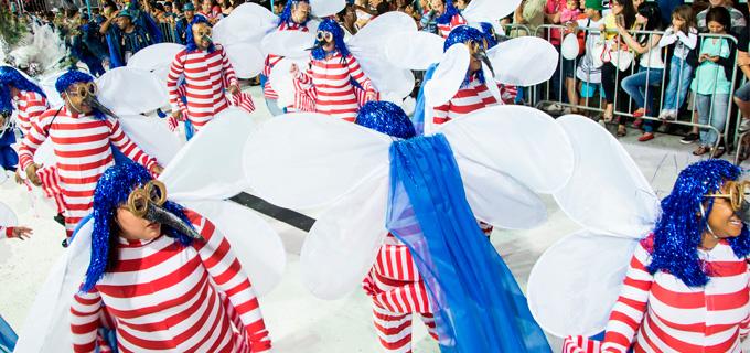 Concurso de Fantasias de Carnaval