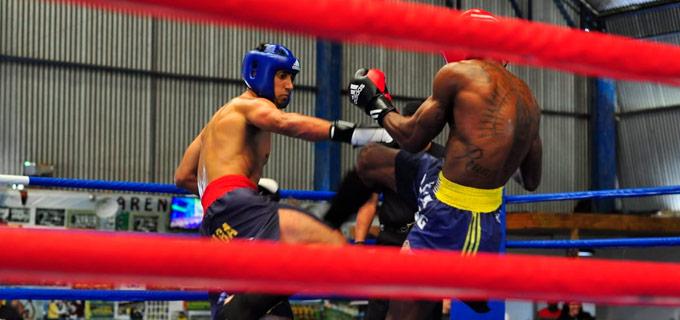 Campeonatos de Kickboxing