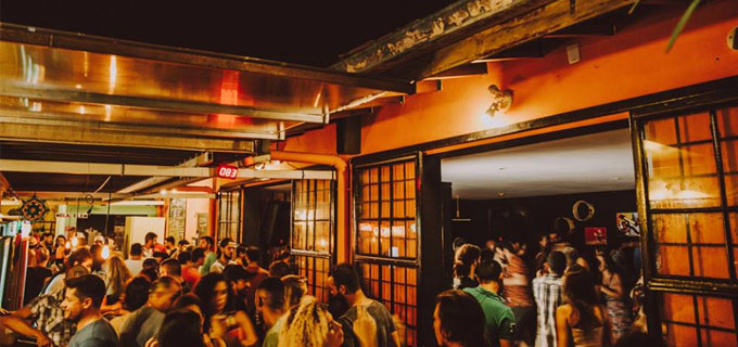 Saravá Brasil Bar