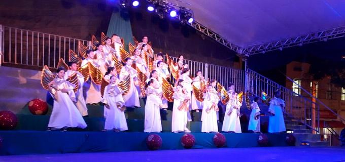 Coral Infantil da Cantata de Natal de Sorocaba