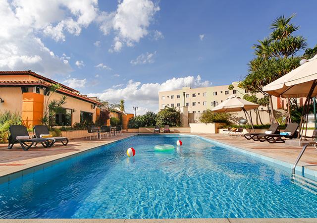 piscina do sorocaba park hotel