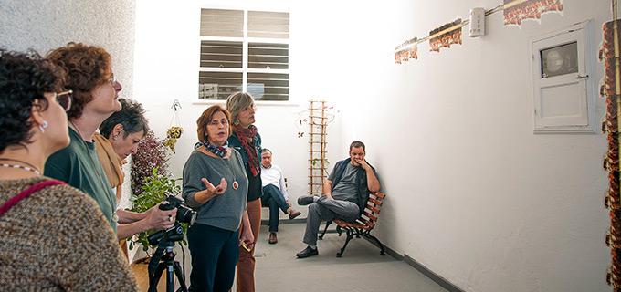Exposição na Semana de Artes Visuais de Sorocaba