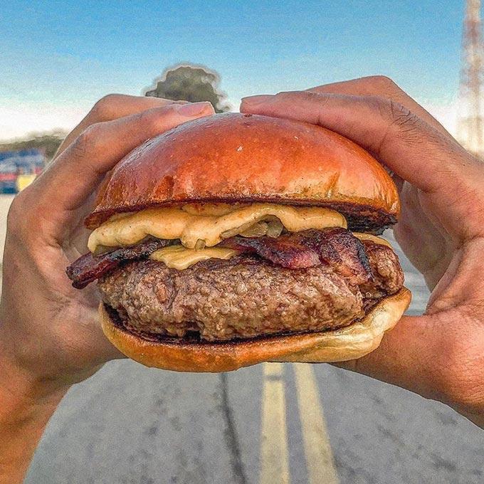 artesanos burger