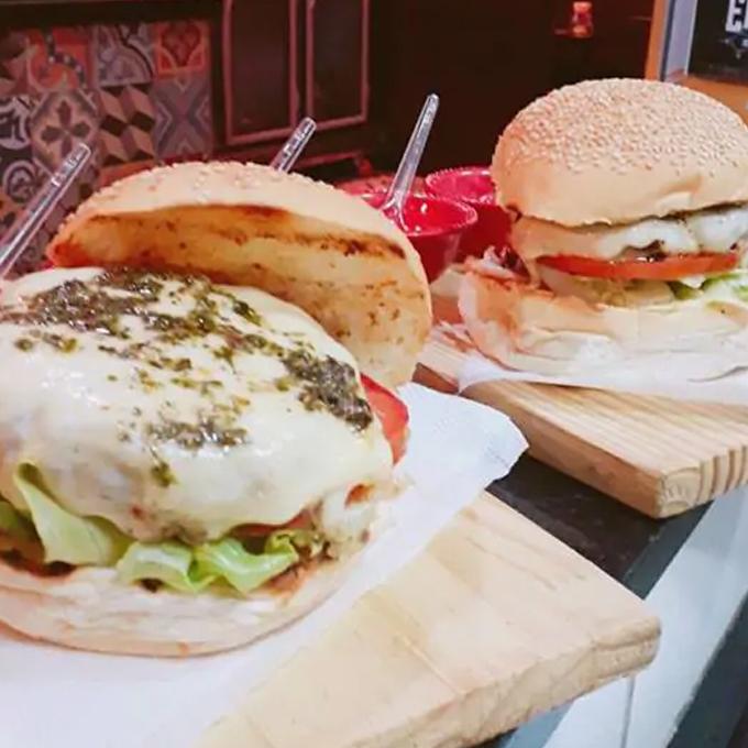 espetinhos da villa bbq burger