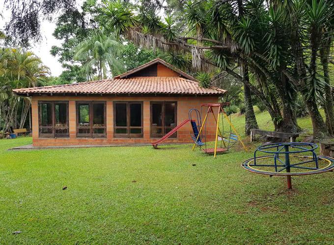 Casa de Campo Rustica Sao Roque por Aldo