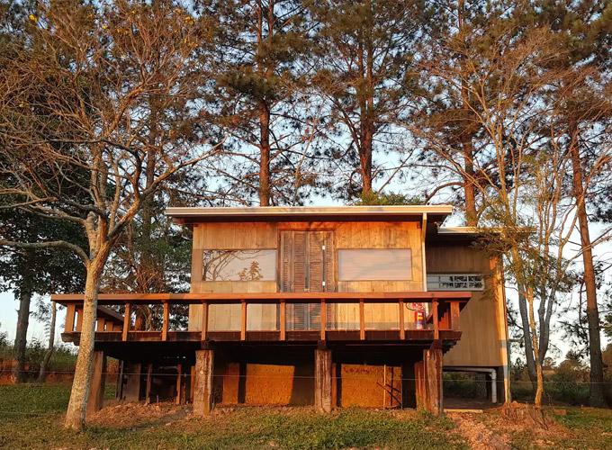 Lodge em Ibiuna proximo a Estrada do Vinho