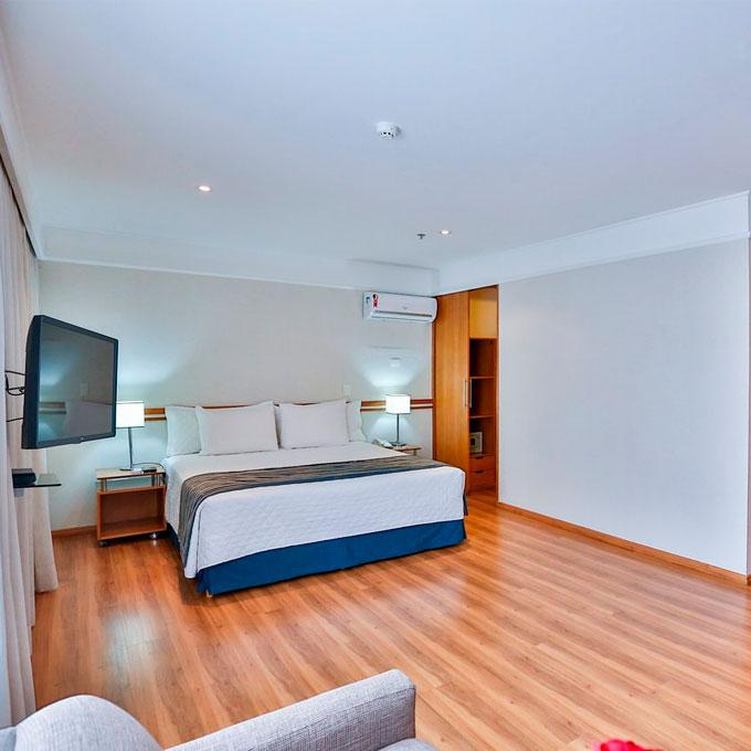 hotel e suites sorocaba