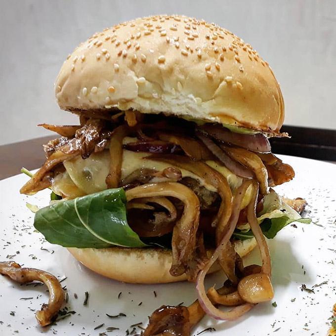 veggies burger