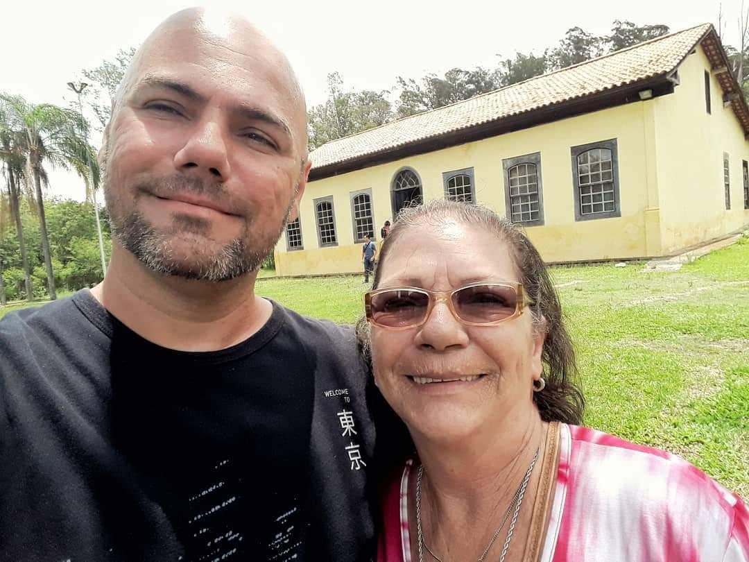 Sandro Aranha e Neide Aranha
