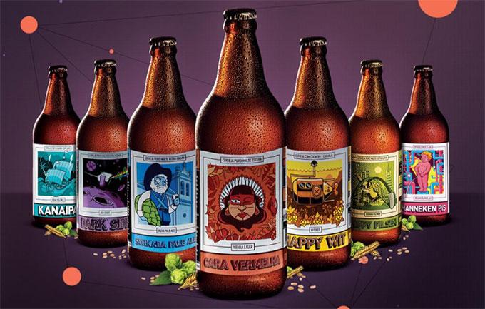 cervejas da happy brew