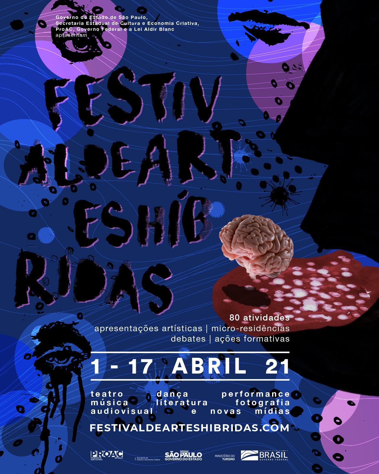 Festival de Artes Hibridas 1