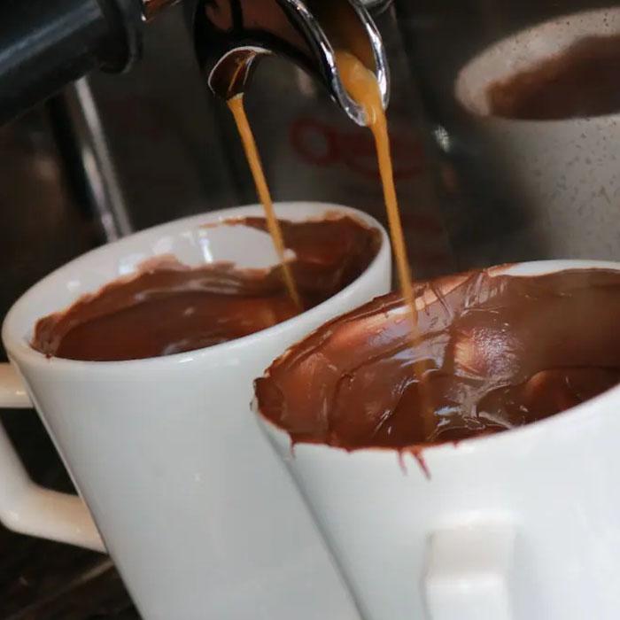cafe nutella