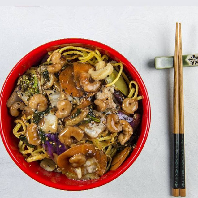 yakissoba do biduck
