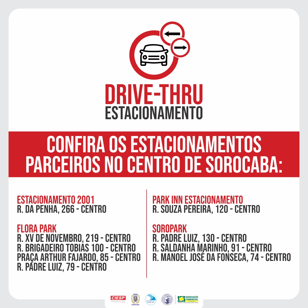 Projeto Drive Thru ACSO 2