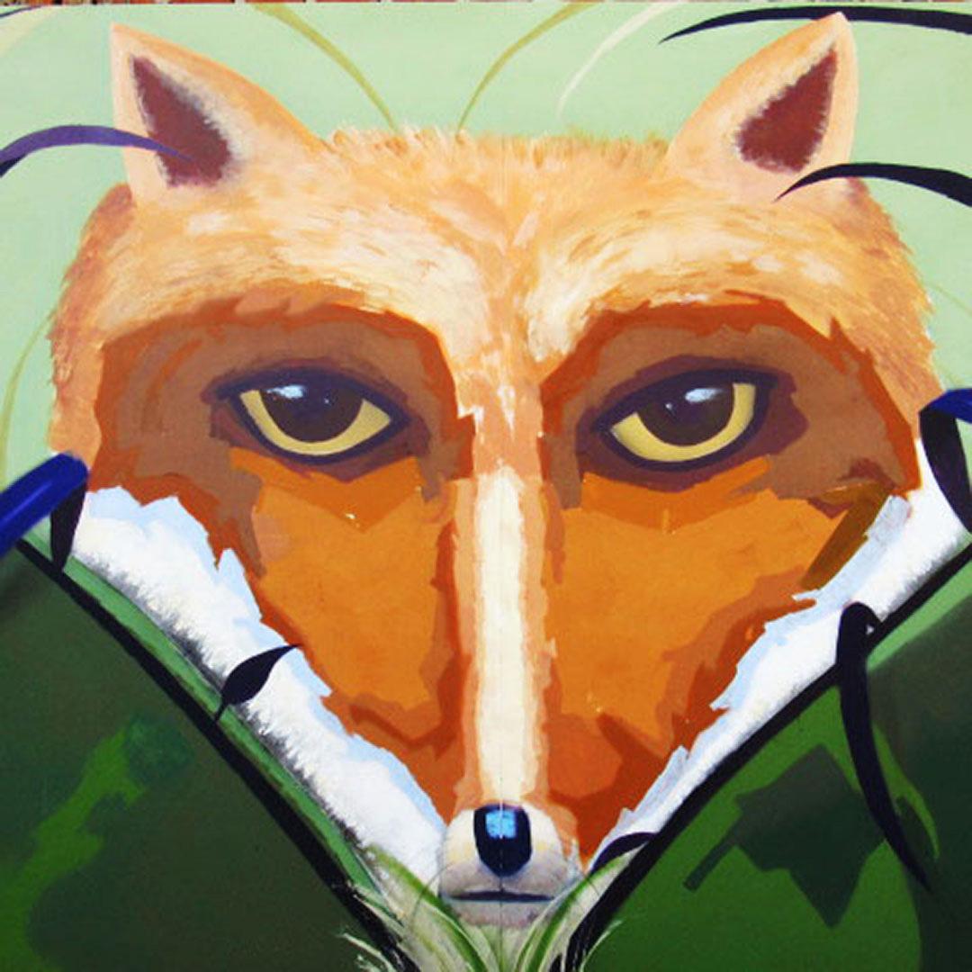 a raposa do campo