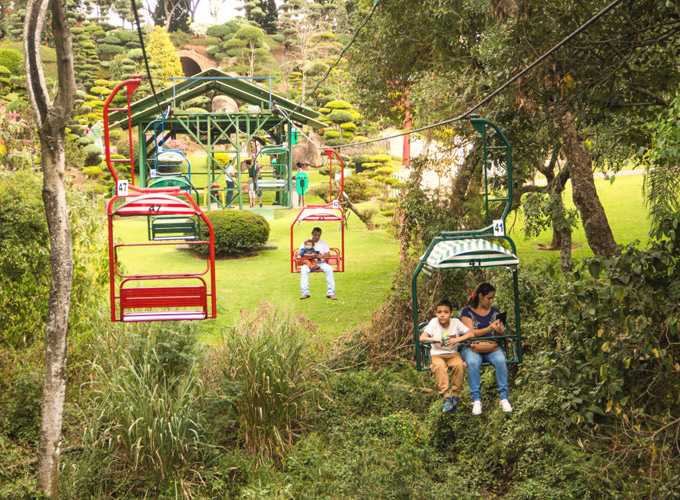 parque maeda teleferico
