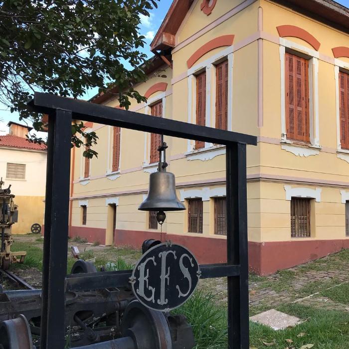 museu da estrada de ferro sorocabana sorocaba foto por organic chic