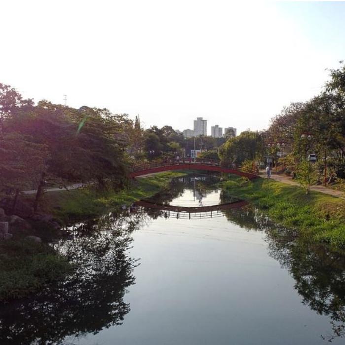 parque kasato maru sorocaba foto por lcs drones