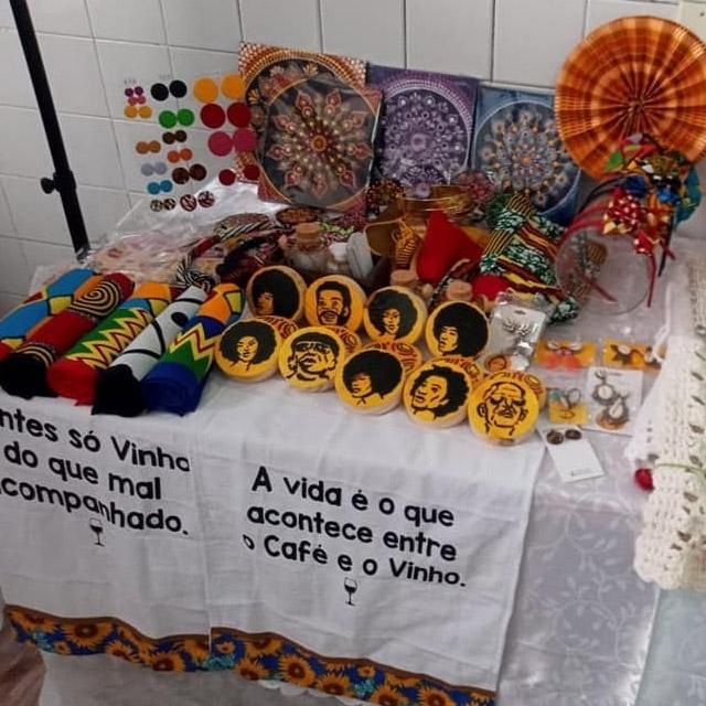 feira natalina artes afros