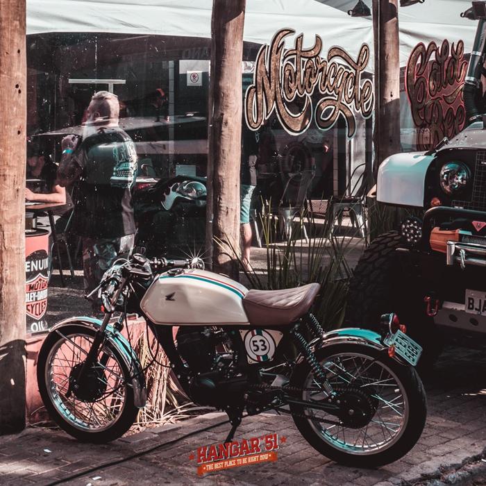 hangar 51 moto